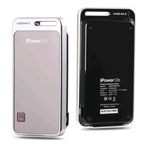 Аккумулятор MOMAX iPower Lite 5400