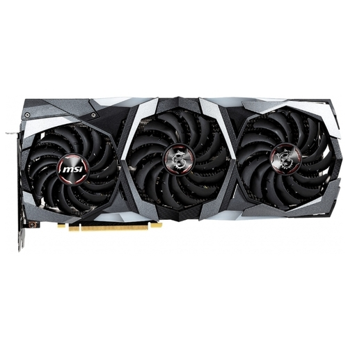 Видеокарта MSI GeForce RTX 2080 1515MHz PCI-E 3.0 8192MB 14000MHz 256 bit 3xDisplayPort HDMI HDCP GAMING TRIO
