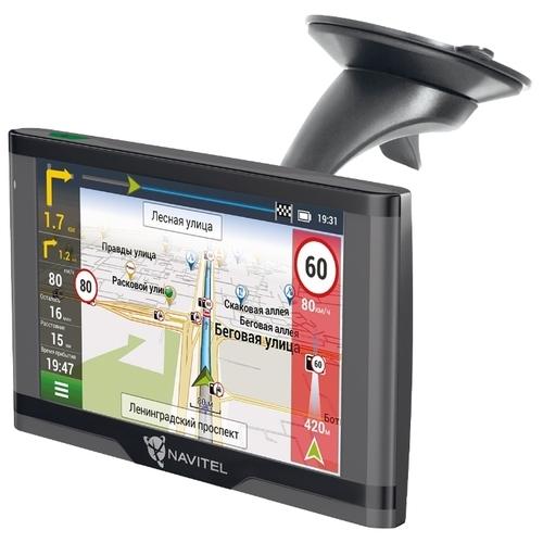 Навигатор NAVITEL N500 Magnetic