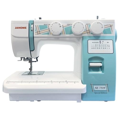 Швейная машина Janome SE 7519