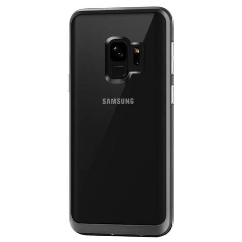 Чехол VRS Design Crystal Bumper для Samsung Galaxy S9