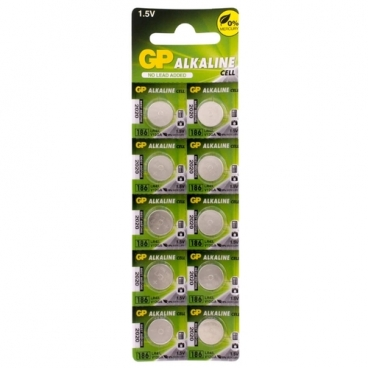 Батарейка GP Alkaline Cell 186 LR43