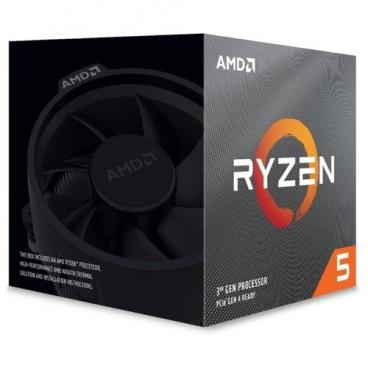 Процессор AMD Ryzen 5 2400GE
