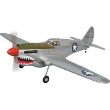 Самолет LanXiang P-40 Warhawk