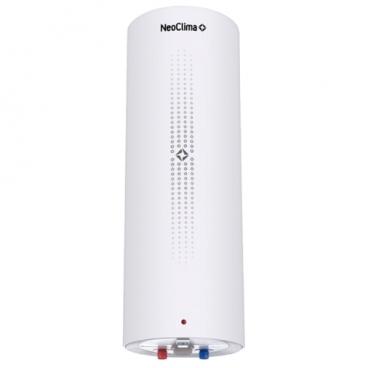 Накопительный электрический водонагреватель NeoClima Milano 30 Slim