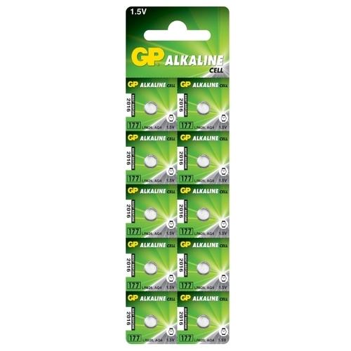 Батарейка GP Alkaline Cell 177 LR626