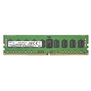 Оперативная память 16 ГБ 1 шт. Samsung DDR4 2400 Registered ECC DIMM 16Gb (M393A2K43BB1-CRC)