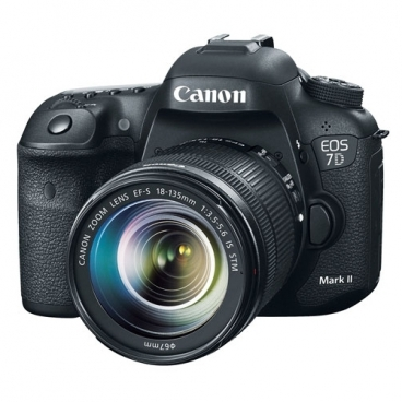 Фотоаппарат Canon EOS 7D Mark II Kit