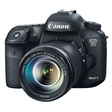 Фотоаппарат Canon EOS 7D Mark II Kit