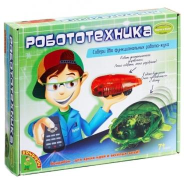 Набор BONDIBON Робототехника (ВВ0992)