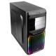 Компьютерный корпус AeroCool V3X RGB Black