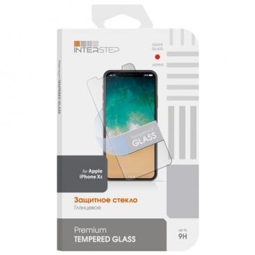 Защитное стекло INTERSTEP для Apple iPhone XS