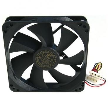 Система охлаждения для корпуса YATE LOON D12SM-12