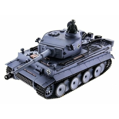 Танк Heng Long Tiger I (3818-1PRO) 1:16 52 см