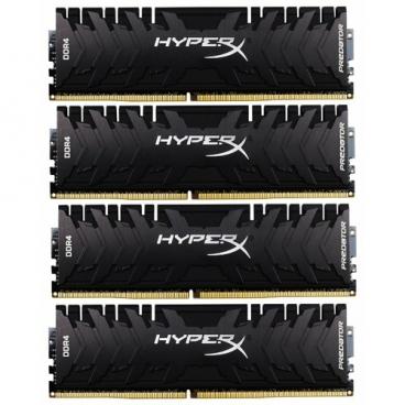 Оперативная память 8 ГБ 4 шт. HyperX HX424C12PB3K4/32
