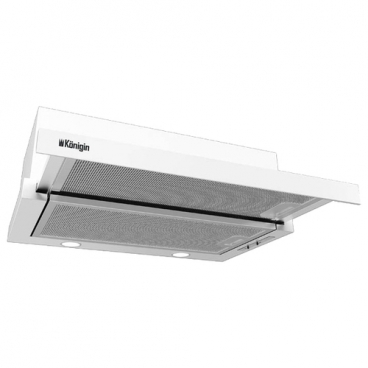 Встраиваемая вытяжка Konigin Helena White II Glass 60