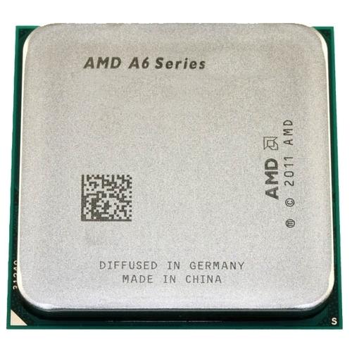 Процессор AMD A6 Richland