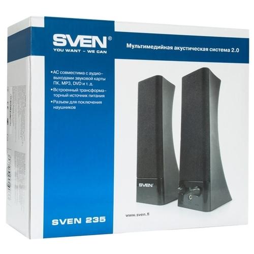 Компьютерная акустика SVEN 235