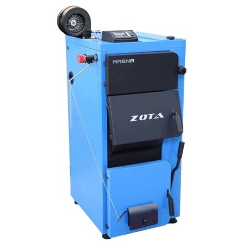 Твердотопливный котел ZOTA Magna 26 26 кВт одноконтурный
