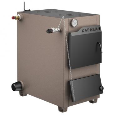 Твердотопливный котел Каракан 16ТПЭВ 3 16 кВт двухконтурный