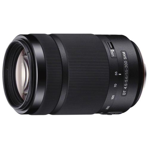 Объектив Sony DT 55-300mm f/4.5-5.6 (SAL-55300)