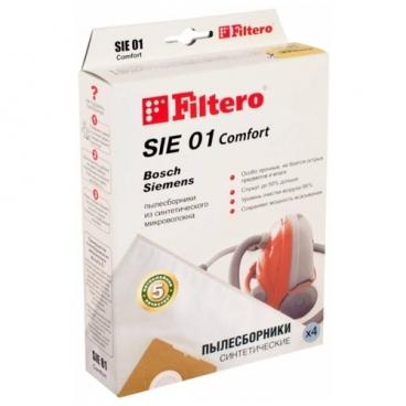 Filtero Мешки-пылесборники SIE 01 Comfort