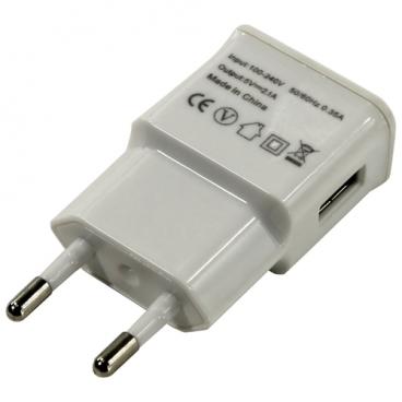 Сетевая зарядка GreenConnect GCR-1P21AUSB