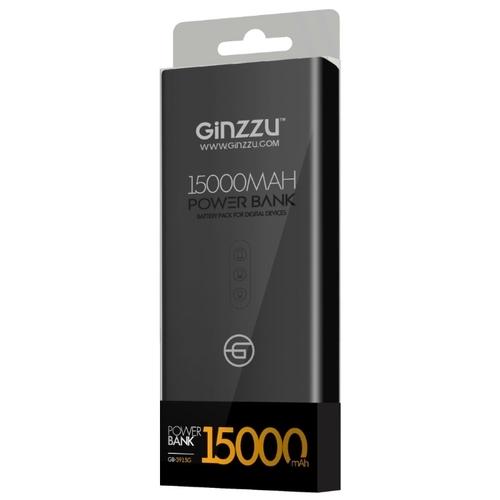 Аккумулятор Ginzzu GB-3915, 15000 mAh