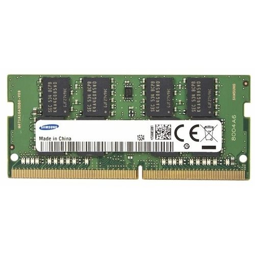 Оперативная память 8 ГБ 1 шт. Samsung DDR4 2400 SO-DIMM 8Gb