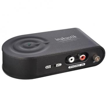 Фонокорректор Inakustik Premium Phono Pre-Amp