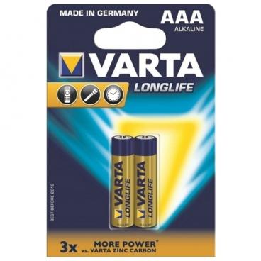 Батарейка VARTA LONGLIFE AAA