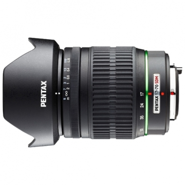 Объектив Pentax SMC DA 17-70mm f/4 AL (IF) SDM