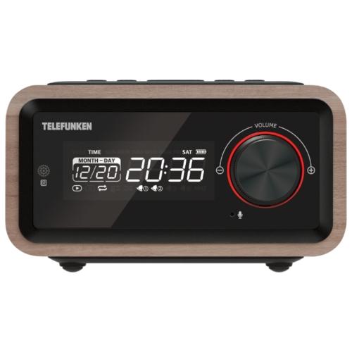 Радиобудильник TELEFUNKEN TF-1582UB