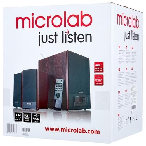Компьютерная акустика Microlab FC 530U