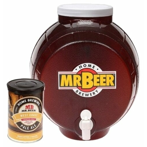 Мини-пивоварня Mr.Beer 2010 Edition,