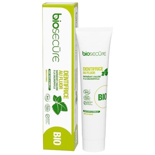 Зубная паста Biosecure Dentifrice au fluor С фтором
