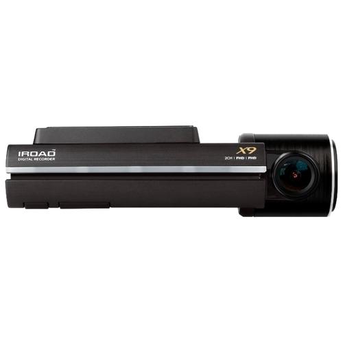 Видеорегистратор IROAD X9, 2 камеры, GPS