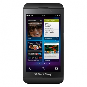 Смартфон BlackBerry Z10 STL100-2