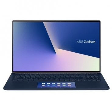 "Ноутбук ASUS ZenBook 15 UX534FTC-AA061T (Intel Core i7 10510U 1800MHz/15.6""/3840x2160/16GB/512GB SSD/DVD нет/NVIDIA GeForce GTX 1650 4GB/Wi-Fi/Bluetooth/Windows 10 Home)"