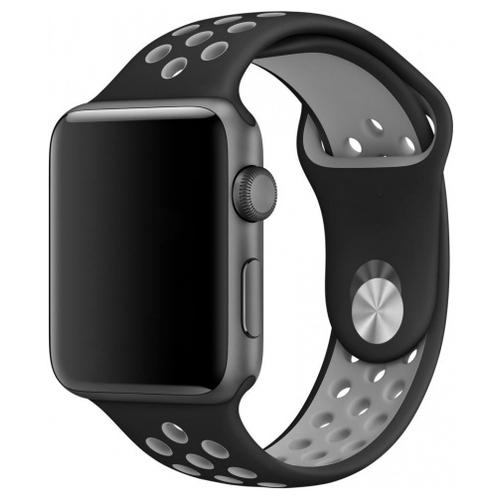 W.O.L.T. Силиконовый браслет для Apple Watch 38/40mm