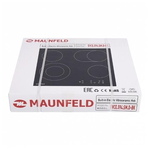 Варочная панель MAUNFELD EVCE 594 SM.D-BK