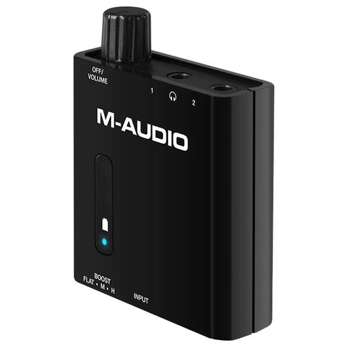 Усилитель для наушников M-Audio Bass Traveler