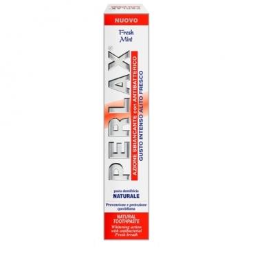 Зубная паста Perlax Отбеливающая освежающая