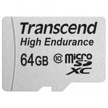 Карта памяти Transcend TS64GUSDXC10V