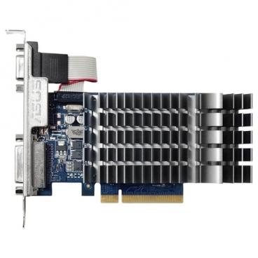 Видеокарта ASUS GeForce GT 710 954Mhz PCI-E 2.0 1024Mb 1800Mhz 64 bit DVI HDMI HDCP