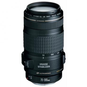Объектив Canon EF 70-300mm f/4-5.6 IS USM