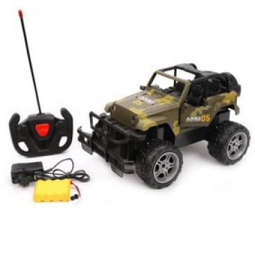 Машинка Наша игрушка Военная 1:5
