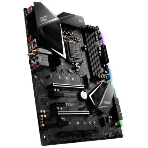 Материнская плата MSI MPG Z390 GAMING EDGE AC