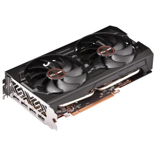 Видеокарта Sapphire Pulse Radeon RX 5500 XT 1737Mhz PCI-E 4.0 4096Mb 14000Mhz 128 bit HDMI 3xDisplayPort HDCP
