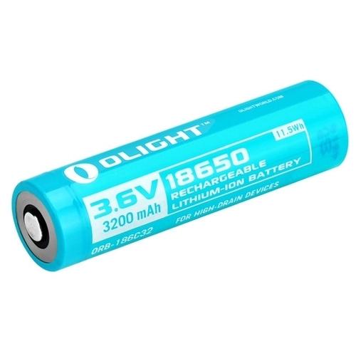 Аккумулятор Li-Ion 3200 мА·ч Olight 18650 ORB-186C32